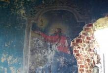 Храм Святителя Николая село Никольское-на-Еманче, www.matrenki.com